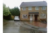 3 bedroom semi detached house to rent in East Rising, Northampton...
