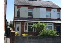 2 bed semi detached house to rent in Well Street, Winsford