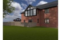 Detached home in Adamshaw Fields Cottages...