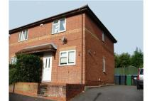 semi detached house to rent in Clover Close, Rugby...