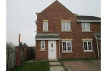 semi detached house to rent in 105 Fenwick Way, Consett...