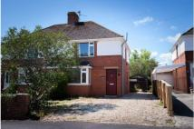 semi detached property in Furnham Crescent, Chard...