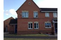 3 bedroom semi detached house to rent in 12 Keepers Way, Sleaford...