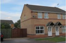 semi detached property in 83 Lupin Road, Lincoln...