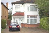 semi detached property in Westmorland Road...