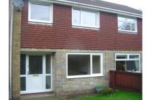 semi detached house in 3 Springfields...