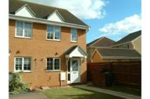 2 bedroom semi detached house to rent in Moat Way, Swavesey...