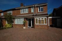 semi detached house in Wych Elm Road...