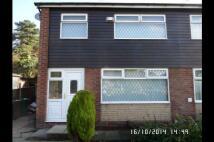 3 bedroom semi detached home to rent in Watkin Road...