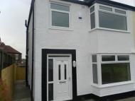 3 bed semi detached house in 84 Sixth Avenue, Bury...