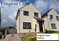 3 bed Detached property to rent in Longtree Close, Tetbury...