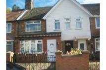 semi detached house in 158 Bulford Road...