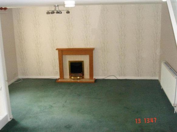 other end of lounge