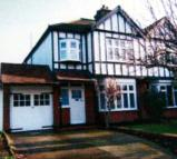 semi detached property in Thorpe Hall Avenue...