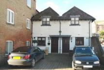 1 bed house in Crown Yard Cottages...