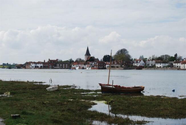 Bosham Village