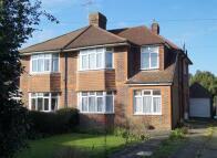 semi detached property for sale in Queens Lane, Arundel