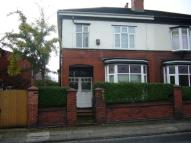 semi detached home to rent in Hampton Road