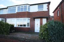 3 bed semi detached home in Longfield Road, Bolton...