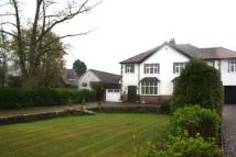 semi detached home in Chorley New Road
