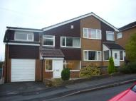 semi detached property in Pendle Drive
