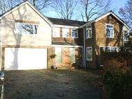 Detached home in Regent Road, Bolton...