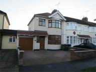 3 bed End of Terrace house in Lodge Crescent...