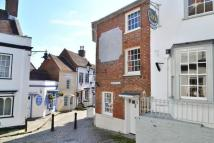 2 bed Apartment in Quay Hill, Lymington...