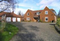 Detached house in Danesbury Lane, Welwyn...