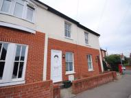 Terraced house in Winnock Road, COLCHESTER...