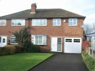 5 bed semi detached house in Lichfield Road, Walsall...