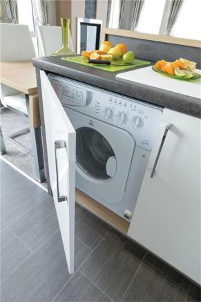 Integrated Appliance