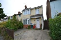 Detached property in Upper Park Road...