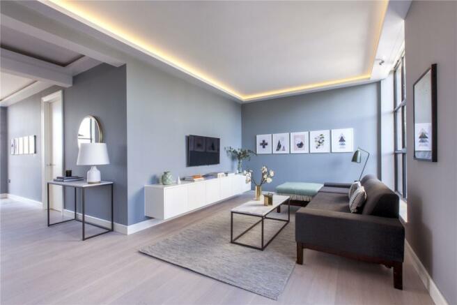 1 Bedroom Apartment For Sale In Long Island Lofts Warple Way London W3 W3