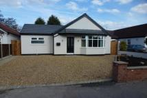 Detached Bungalow in Styal Road, Heald Green...
