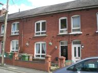 Terraced house in George Street, Cwmcarn...