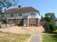 semi detached property for sale in Church End Road...
