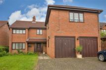 Detached home for sale in Snaith Crescent...