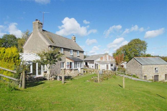 4 Bedroom Detached House For Sale In North Bovey