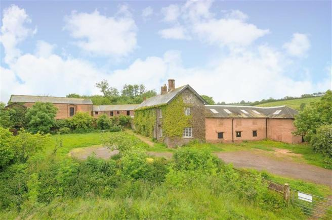 5 Bedroom Detached House For Sale In Near Crediton