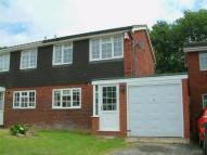 3 bed semi detached property to rent in Hartleyburn, Wilnecote...