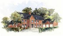 6 bedroom new property for sale in Stonegallows, Taunton...