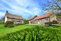 6 bed Detached house for sale in West Bagborough, Taunton...