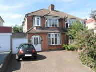 semi detached home for sale in Hook Lane, Welling, DA16