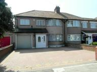 semi detached home for sale in Okehampton Crescent...