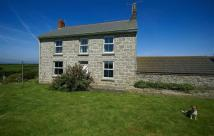 6 bedroom Detached house for sale in St Buryan, Penzance...