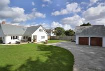 4 bed Detached home in Dozmere Close, Feock...