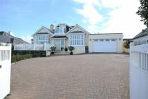 Detached home for sale in Lusty Glaze Road...