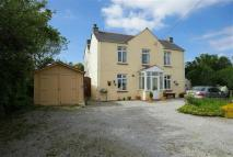 Detached home in School Road, Summercourt...