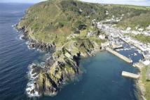 Land for sale in Chapel Steps, Polperro...